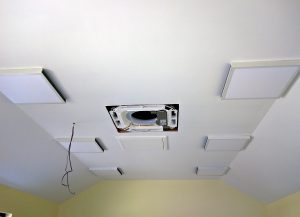 15 Internal ceiling